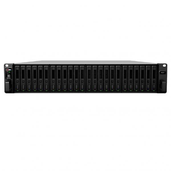 """Synology FlashStation FS2017 - 24 Bay x 2.5"""" SAS SSD / HDD or SATA SSD, 16GB DDR4 RAM, Rack Mount 1"""