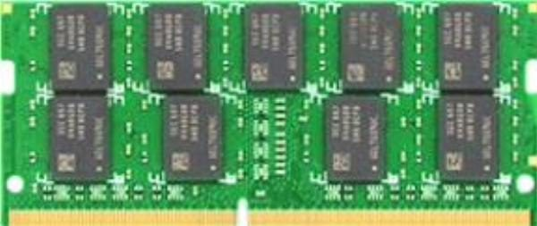 Synology DDR4 Memory Module - D4ECSO-2400-16G for  FS1018, DS3617xs, DS3018xs, DS2419+, DS1819+, DS1618+ 1