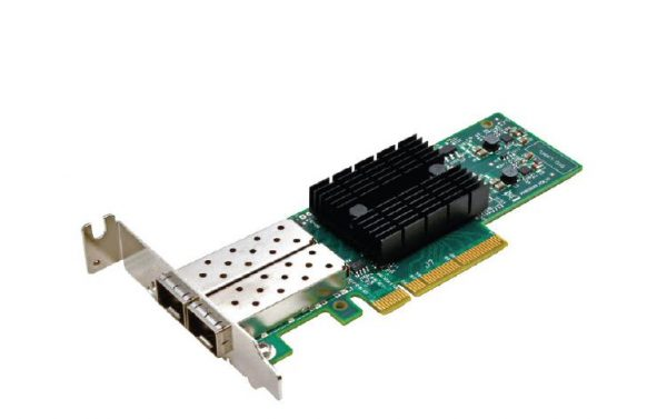 Synology E10G17-F2 is a dual-port 10 Gigabit SFP+ PCIe 3.0 x8 Ethernet adapter 1