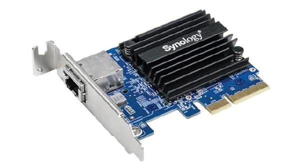 Synology  E10G18-T1 Ethernet Adapter, 10 Gigabit, Single RJ45 connector 5 year Warranty 1