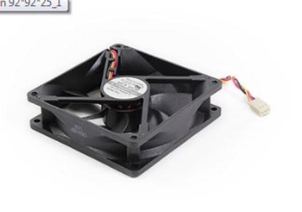 Synology Fan 92*92*25_1 - System Fan 2/4Bay Series 1