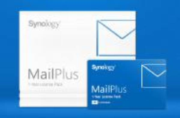 Synology MailPlus license packs - 100 Licenses - Lifetime license 1