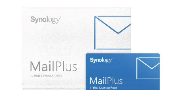 Synology MailPlus license packs - 5 Licenses - Lifetime License 1