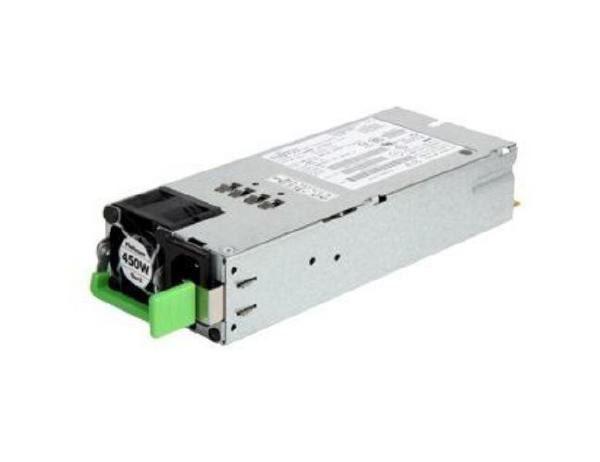 Fujitsu Modular PSU 450W platinum hp - For TX1320 M4, TX1330 M4, TX2550 M4/M5, RX1330 M4, RX2530 M4/M5 and RX2540 M4/M5 1