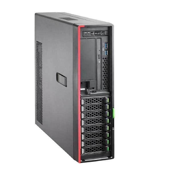 Fujitsu Primergy TX1320 M4 (E-2236/1x16GB/8xSFF/EP420i/FBU/DVDRW/iRMC/2x450W) 1