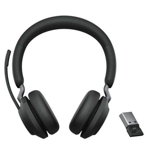 Jabra, Jabra Evolve2 65, Link380a MS Stereo Black 1