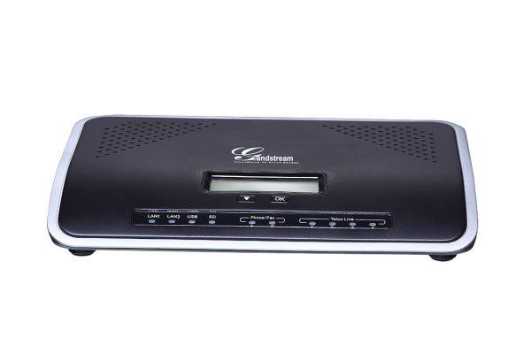 Grandstream, IP PBX, 2x FXS, 4x FXO, 500 Ext, 45 concurrent calls 1