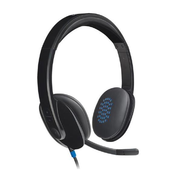 Logitech USB Headset H540 - Black 3