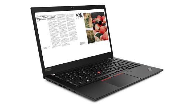 "Lenovo ThinkPad T490 -20N2S01900- Intel i5-8265U / 8GB / 256GB SSD / 14"" FHD IPS / W10P / 3-3-3 3"