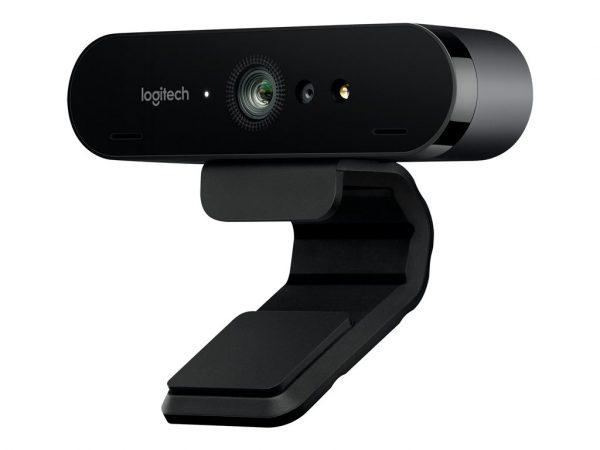 Logitech BRIO 4K Ultra HD Webcam 1