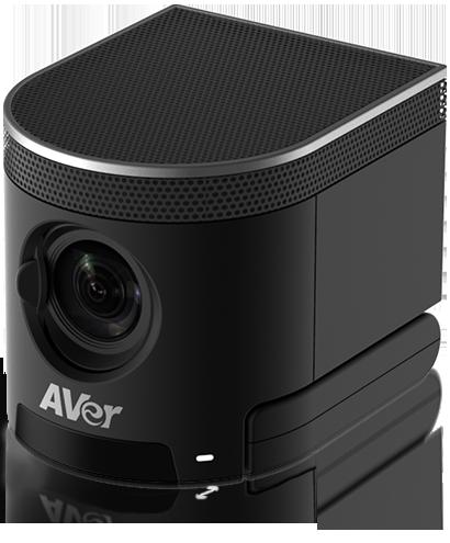 AVer CAM340+ - USB3.0 4K Huddle Room Camera W/ 120° FOV 1