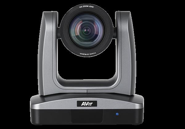 AVer PTC310 W/ NDI License - AI Auto Tracking PTZ Camera With 12X Optical Zoom 1