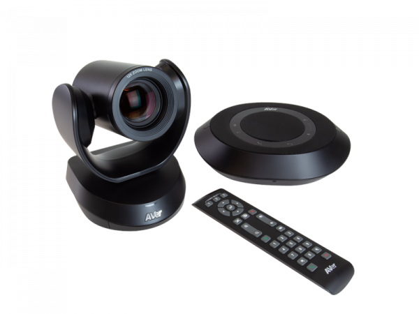 The AVer VC520 PRO Is A Professional Conferencing System For Mid-To-Large Rooms - 3 Year Warranty 1