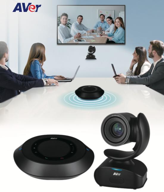 Professional Plug-N-Play USB 4K Camera + Bluetooth Speaker For Medium-To-Large Rooms 3